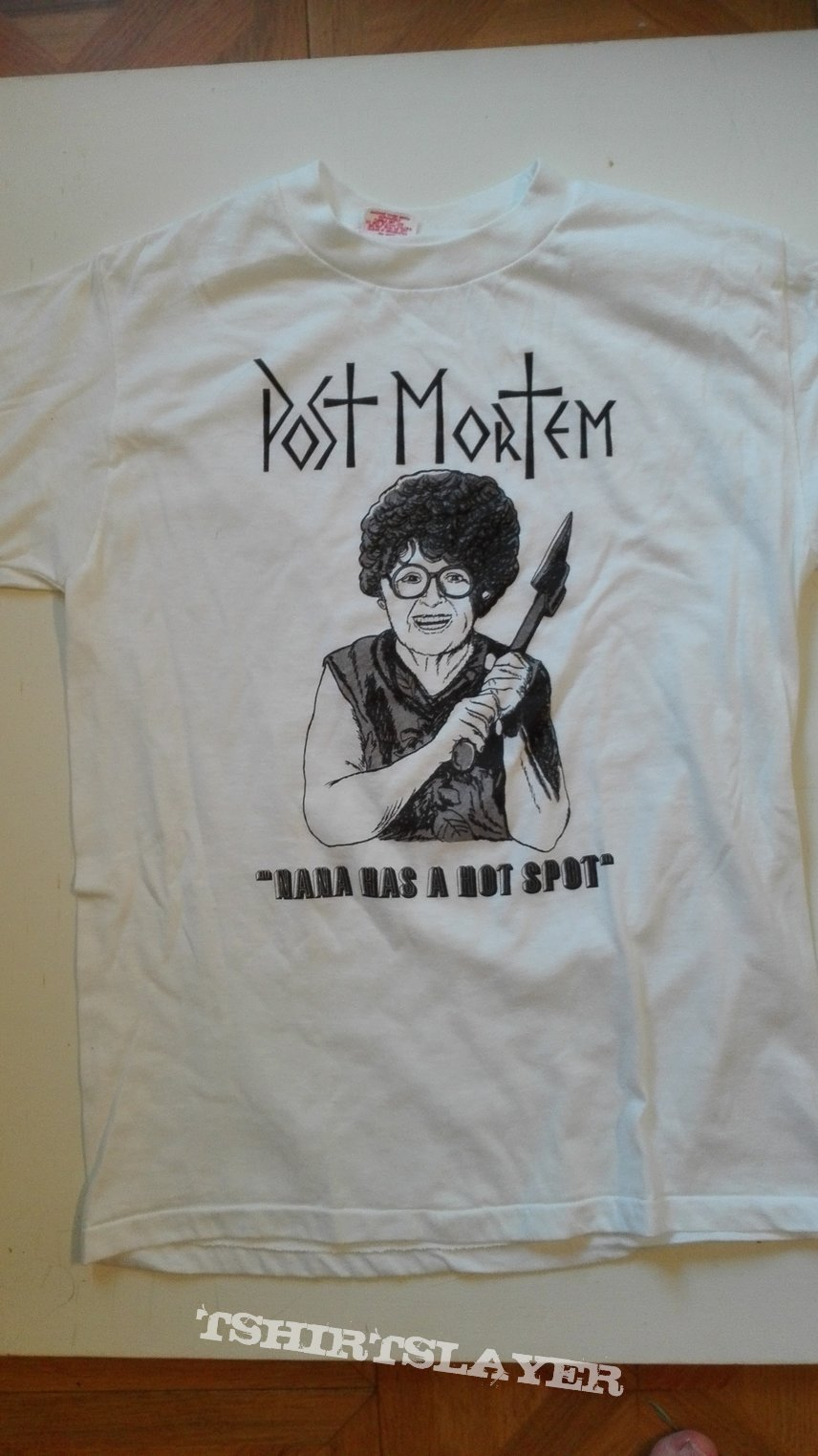 Post Mortem- Nana shirt