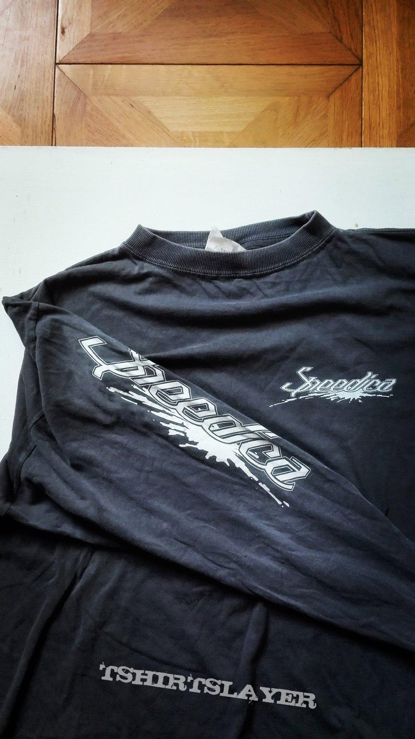 Speedica- Crew longsleeve
