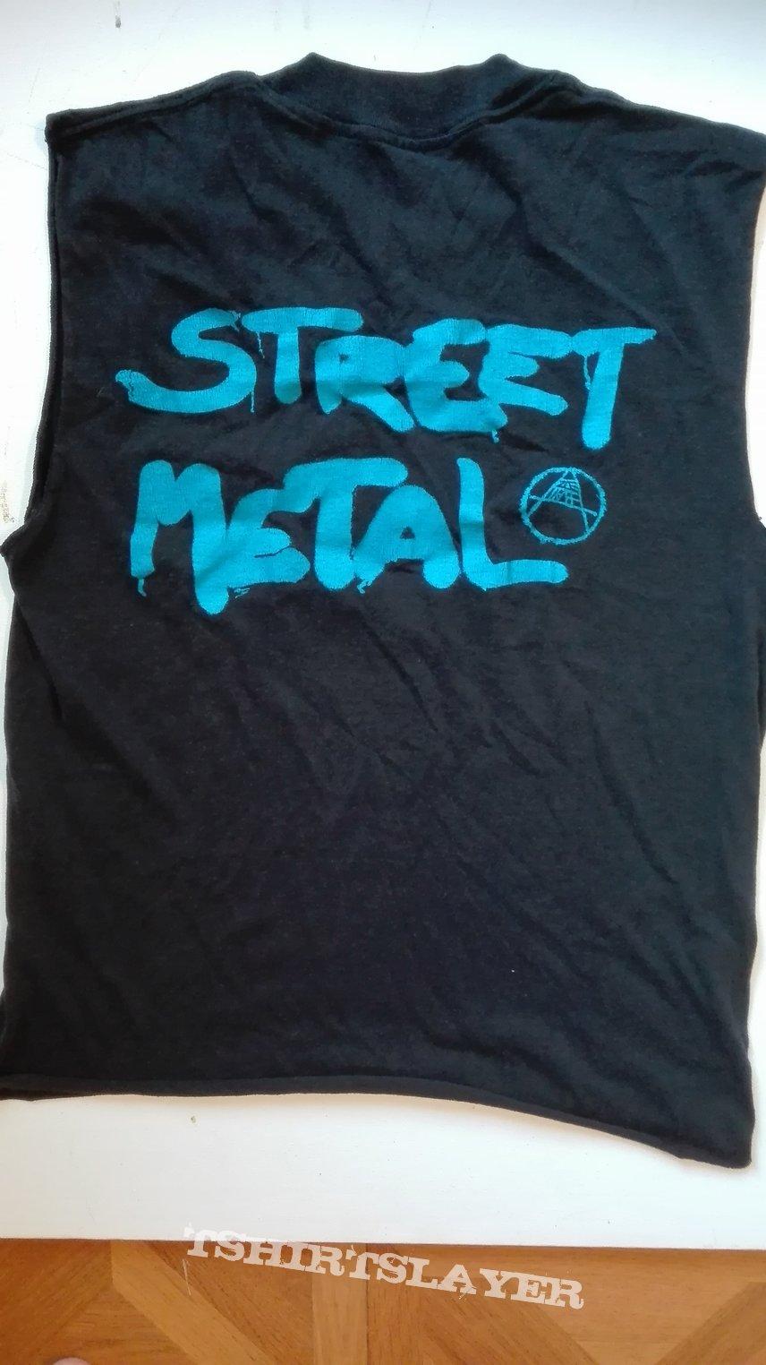 Zoetrope- Street metal shirt