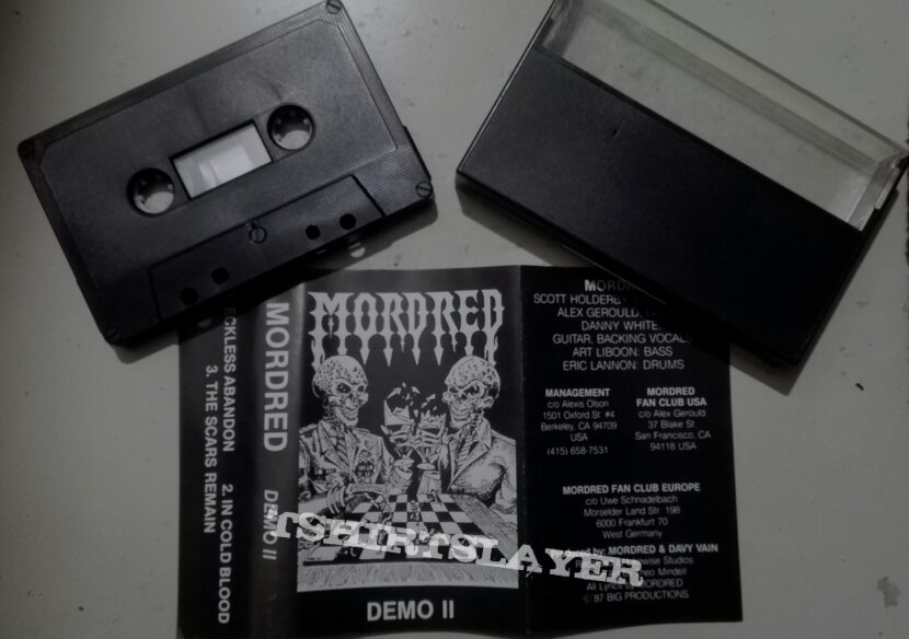original Mordred- Demo II