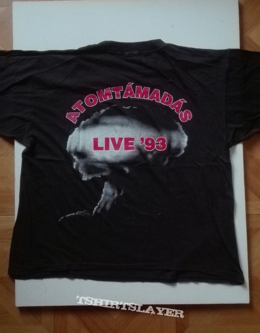 Moby Dick- Atomtámadás shirt