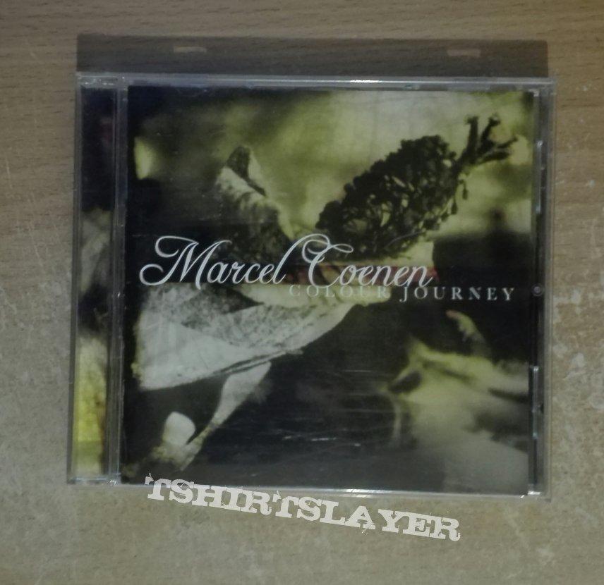 Marcel Coenen- Colour journey cd