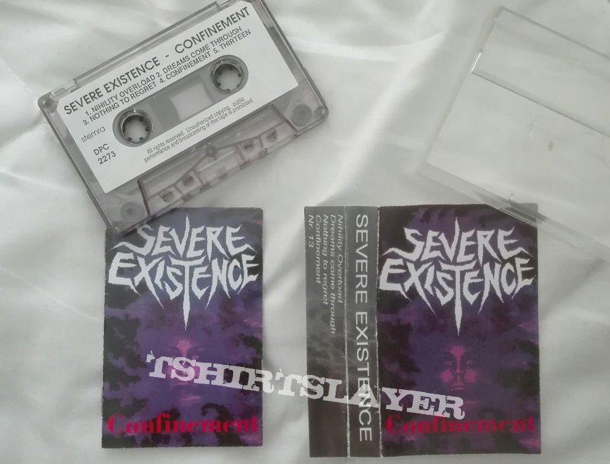 original Severe Existence- Confinement demo