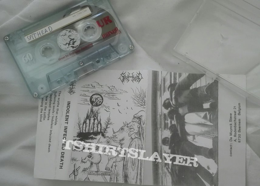 Spithead- Indolent infected death demo