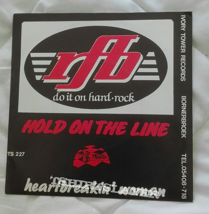 """RFB- Hold on the line 7"""""""