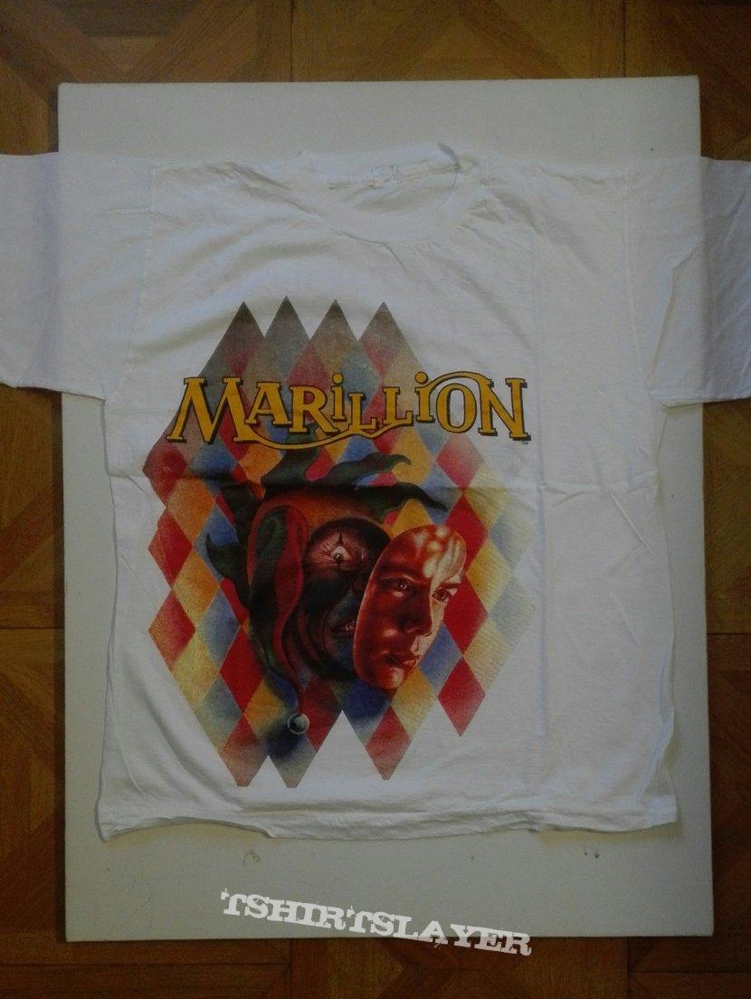 Marillion- Market square heroes shirt