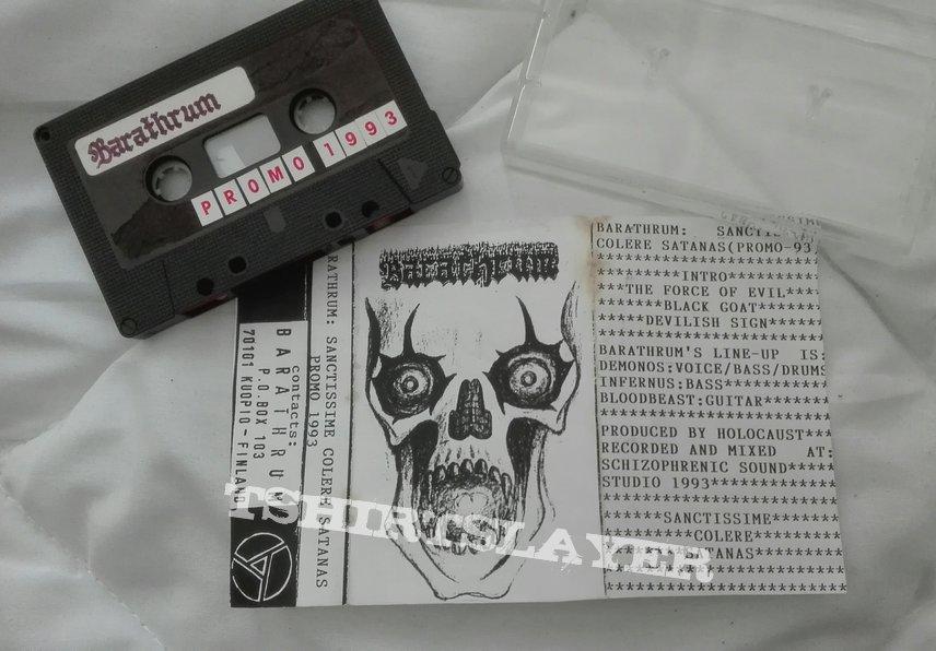 original Barathrum- Sanctissime colere Satanas promo