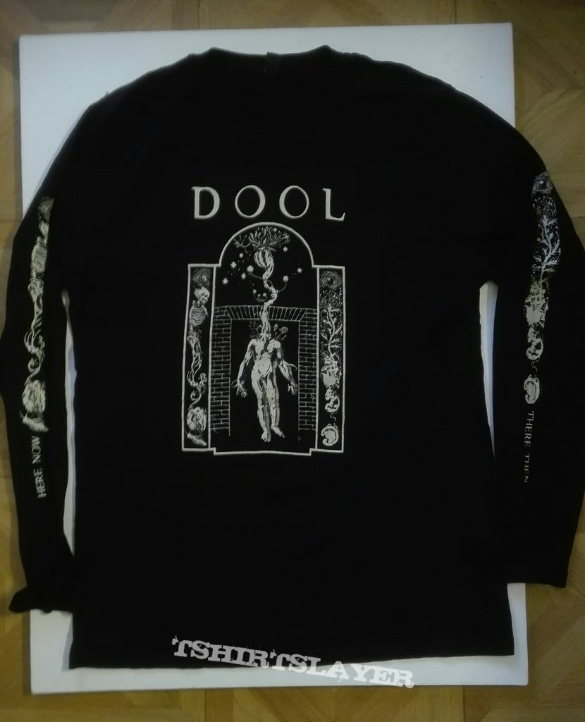 Dool- Here now, there then longsleeve