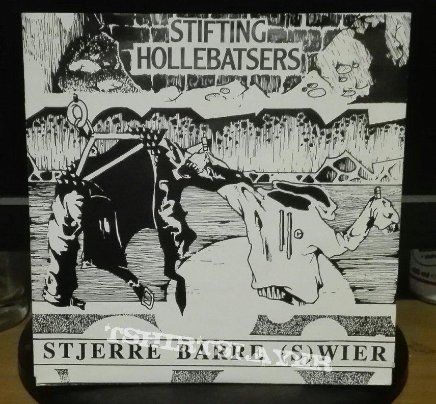 "Stifting Hollebatsers- Stjerre barre swier compilation 7"""
