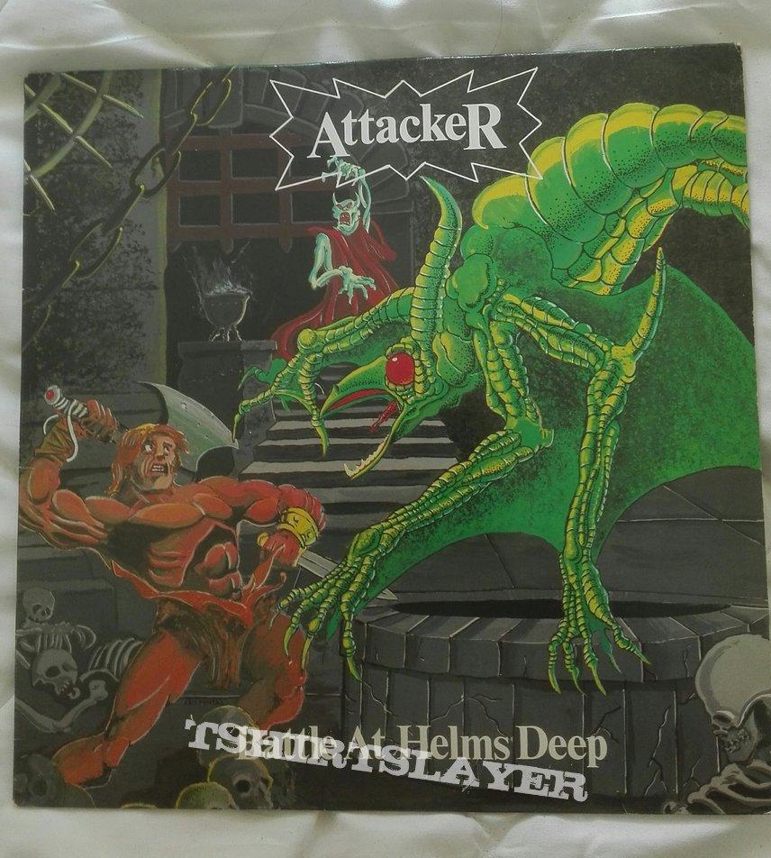 Attacker- Battle at Helm Deep lp