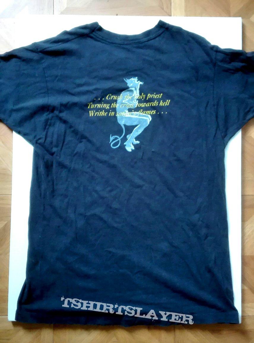 Morbid Angel logo shirt