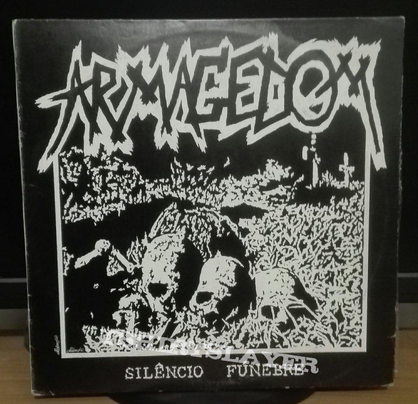 Armagedom- Silêncio fúnebre lp