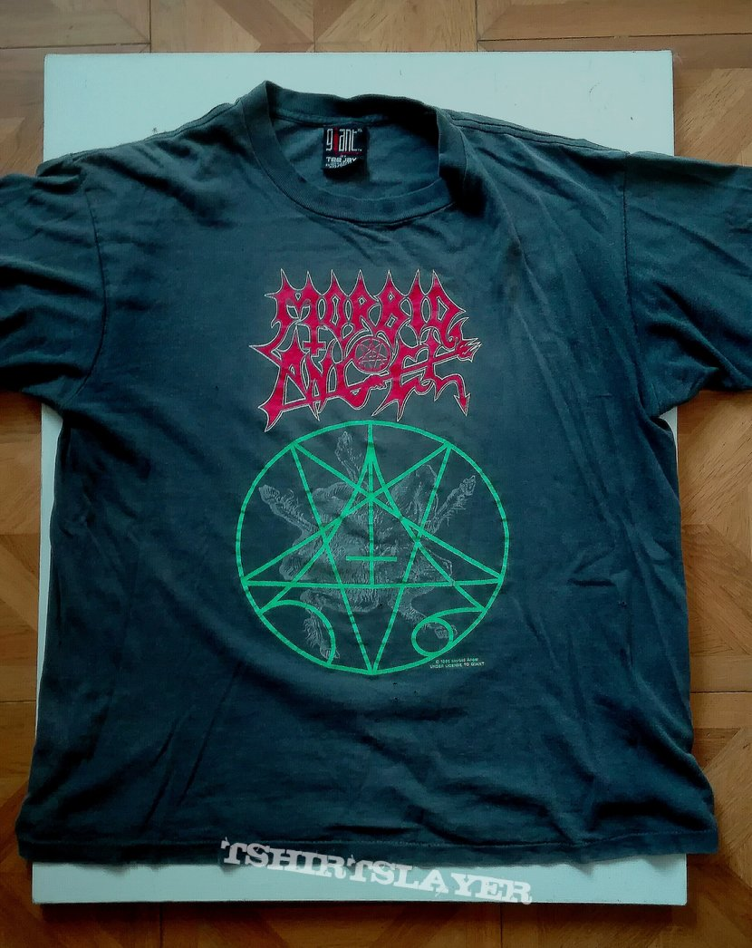 Morbid Angel- Blessed are the sick shirt