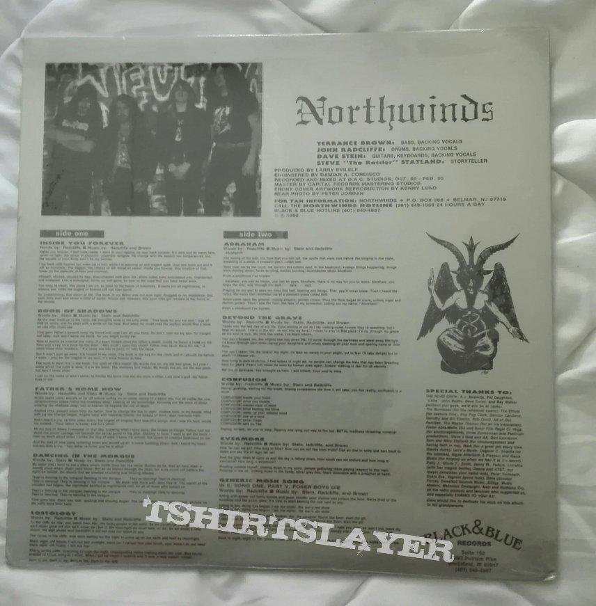 Northwinds- Sleep with evil lp