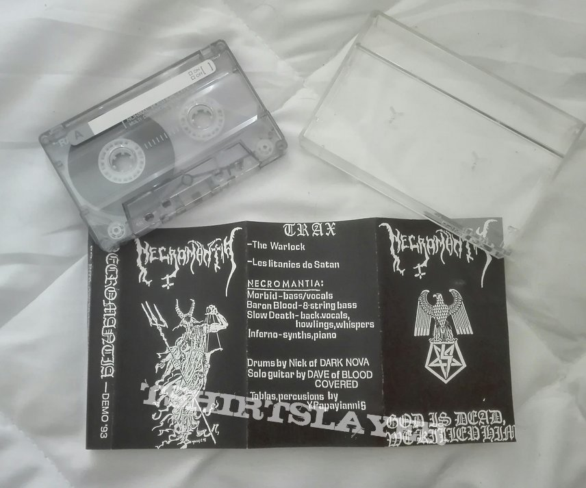 original Necromantia- demo 1993