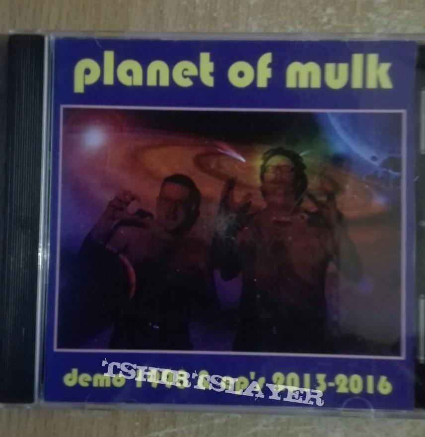 Planet Of Mulk compilation cd
