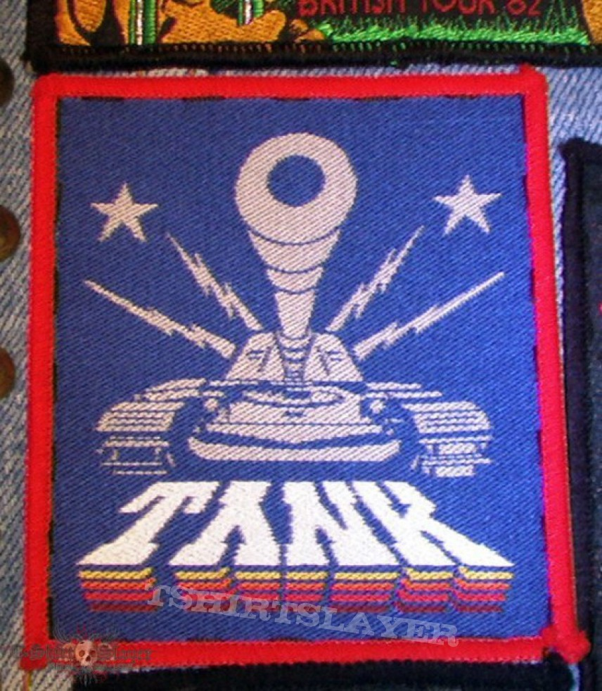 Patch - Tank patches from 80s