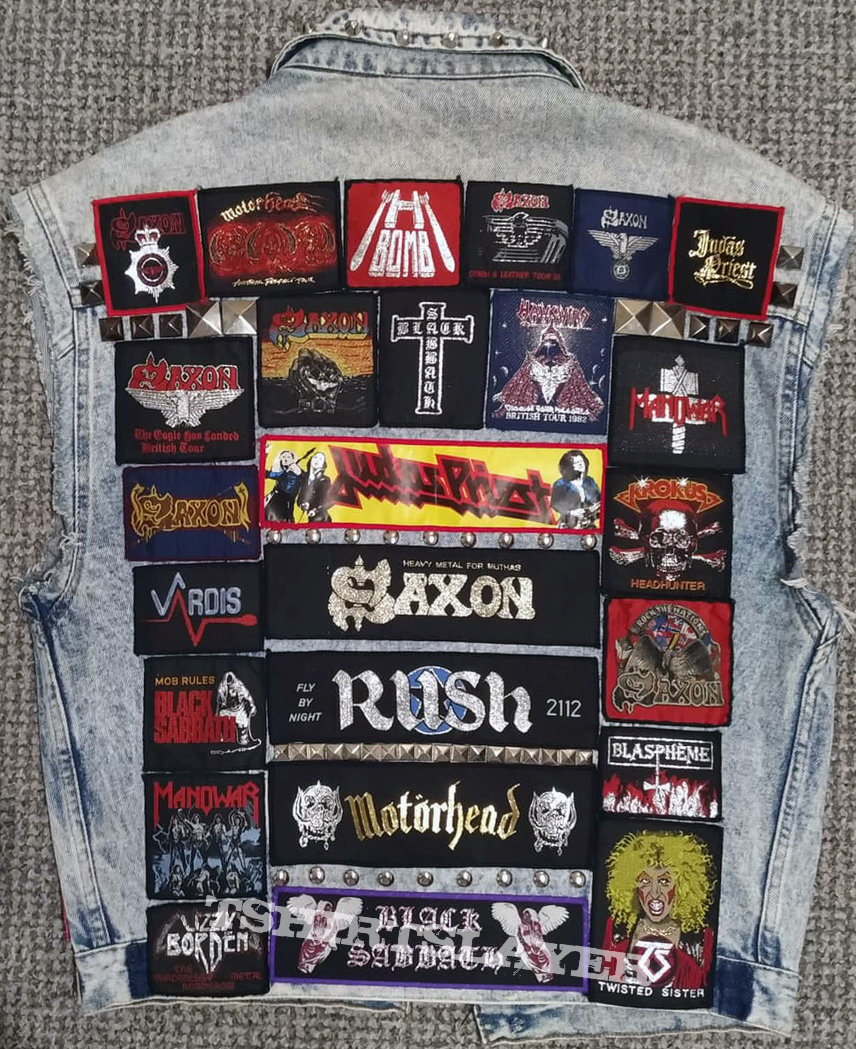4th vest. Little update.