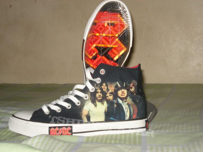 Humo Mensajero Fiel  ac dc highway to hell converse shoes - 60% remise -  www.muminlerotomotiv.com.tr