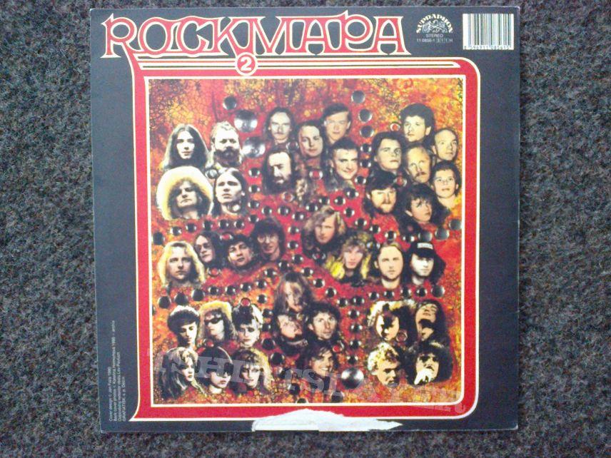 Rockmapa 2 LP