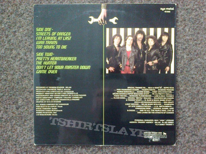 Vanadiun - Game Over LP