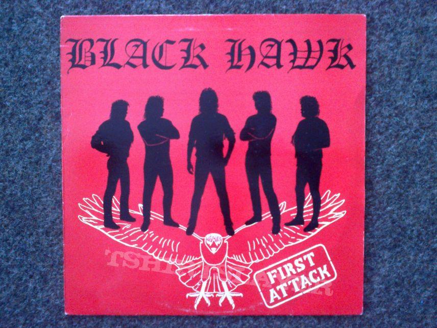 Black Hawk - First Attack LP