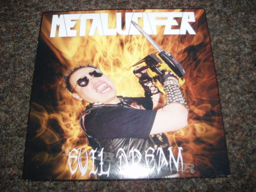 Metalucifer / Sabbat - Split