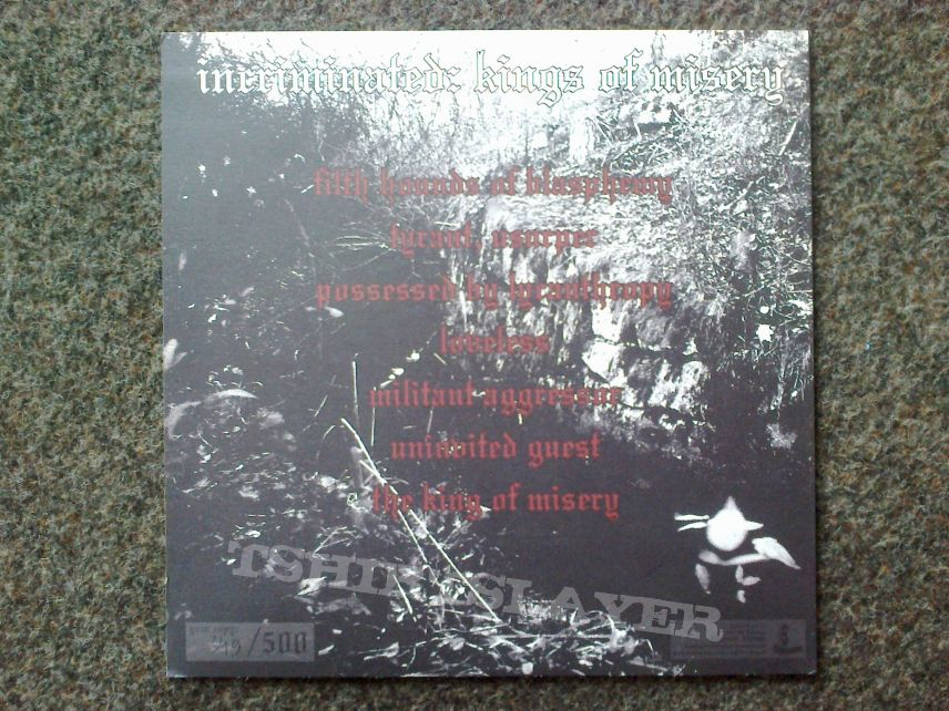 Incriminated - Kings of Misery LP