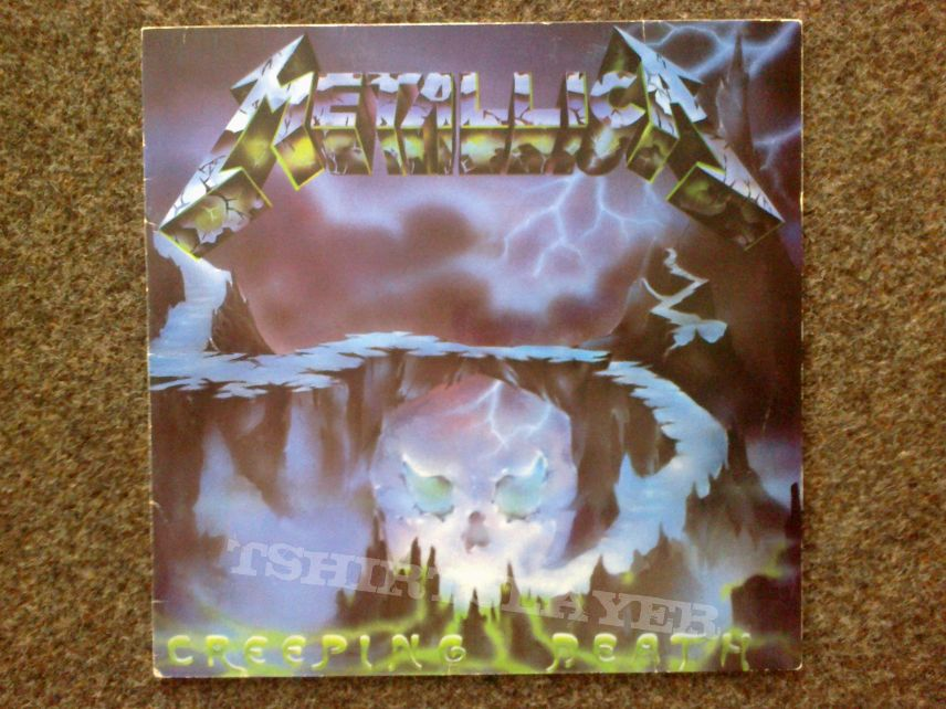 Metallica - Creeping Death LP