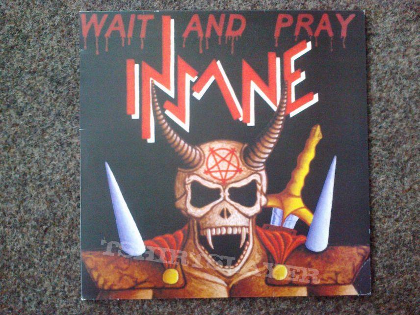 Insane - Wait and Pray LP