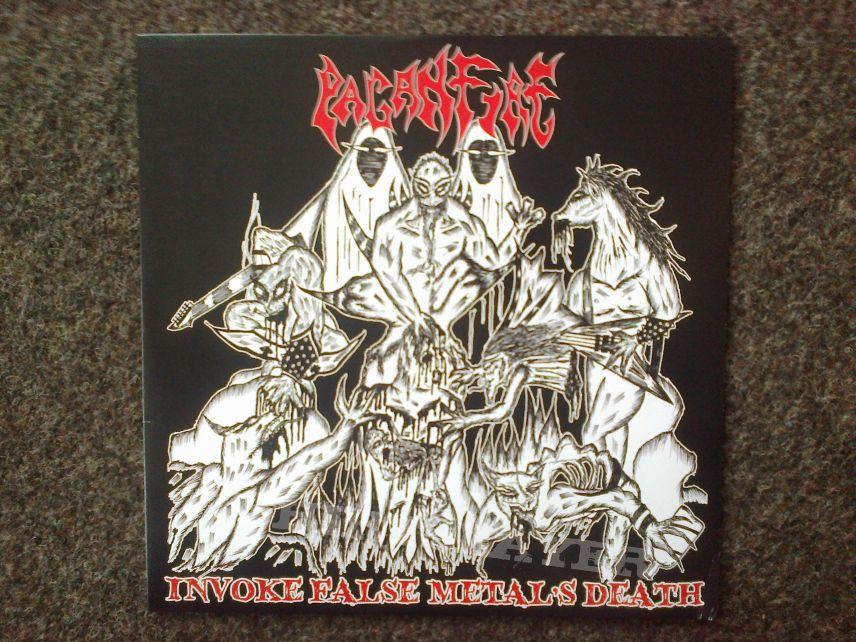 Paganfire - Invoke False Metals Death LP