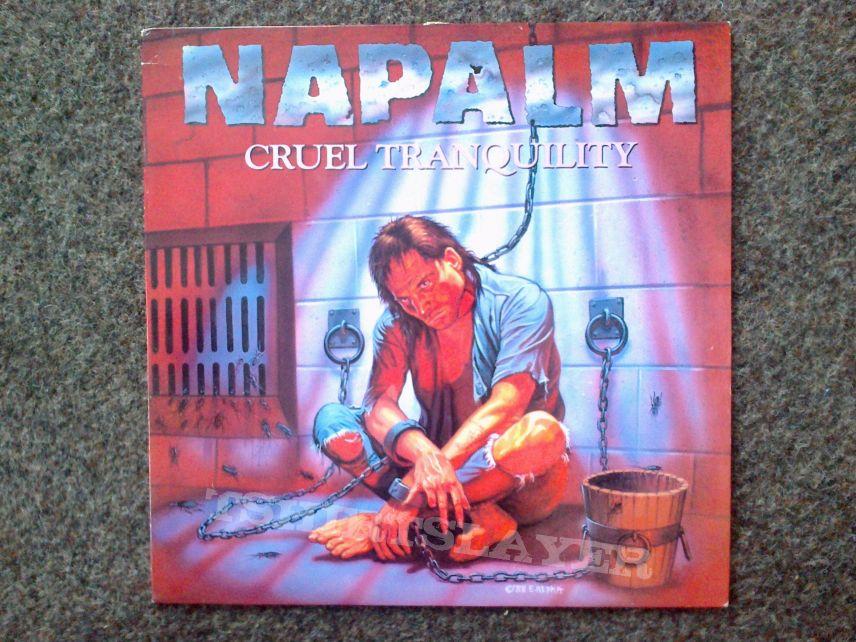 Napalm - Cruel Tranquility LP