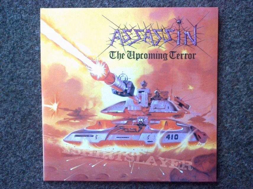 Assassin - The Upcoming Terror LP