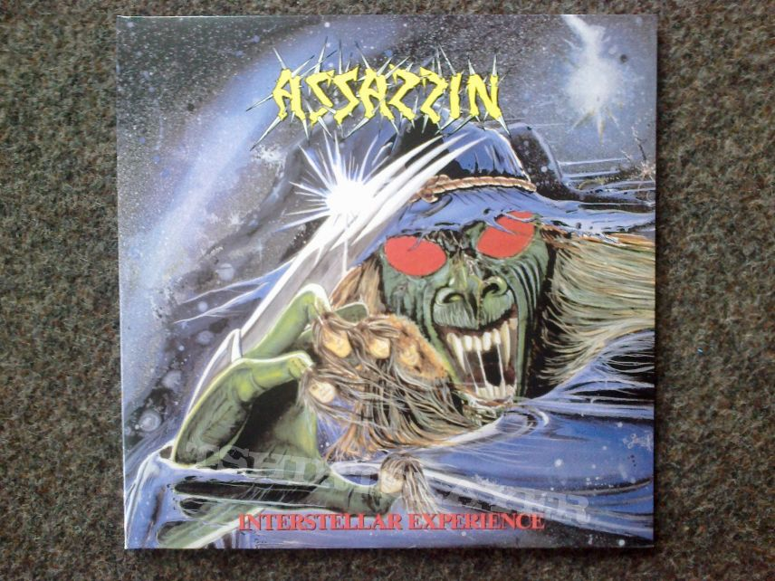 Assassin - Interstellar Experience LP