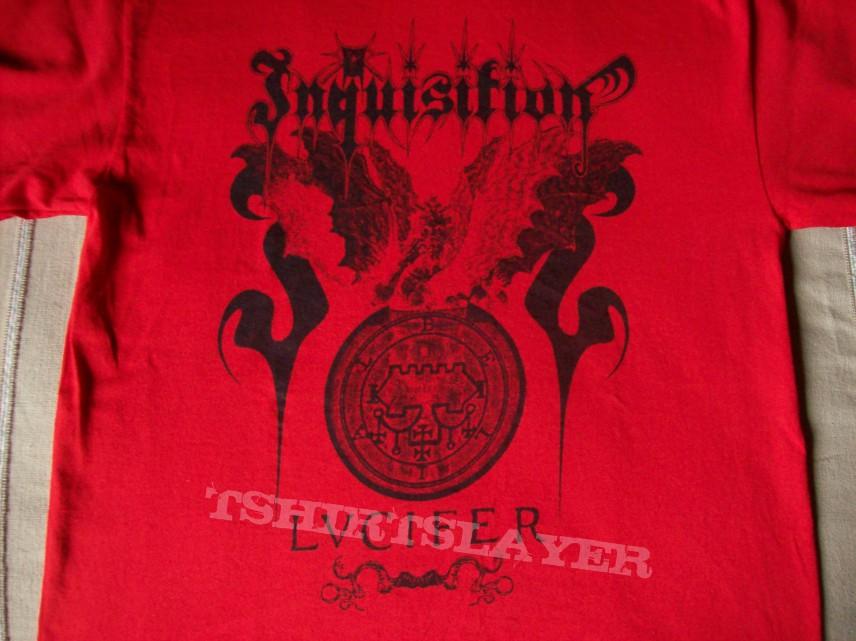 TShirt or Longsleeve - Inquisition - Lucifer shirt
