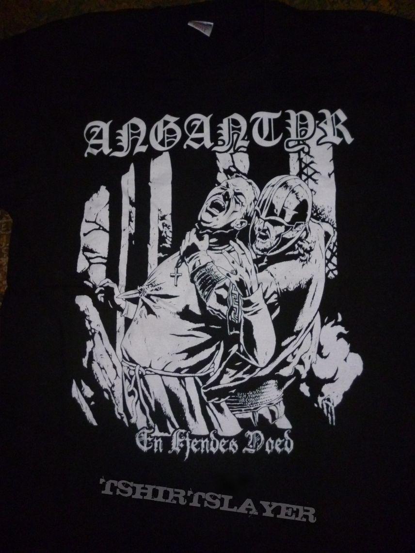 Angantyr - En Fjendes Doed Shirt
