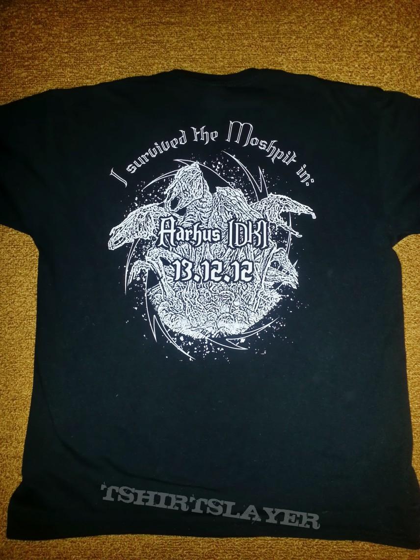 TShirt or Longsleeve - Kreator tour shirt '12