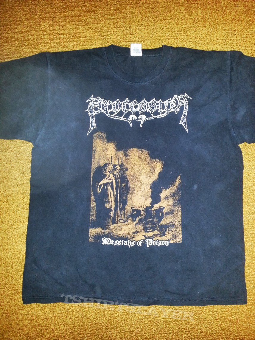 TShirt or Longsleeve - Procession shirt