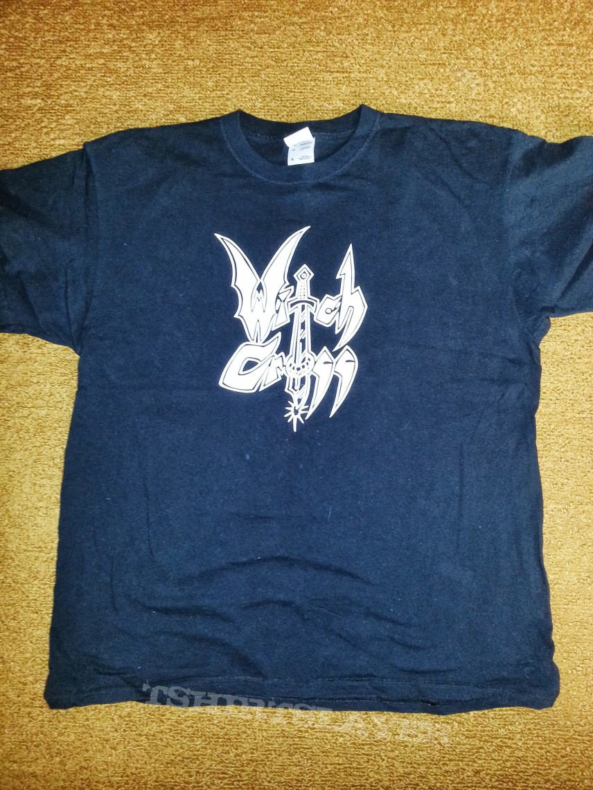 TShirt or Longsleeve - Witch Cross shirt