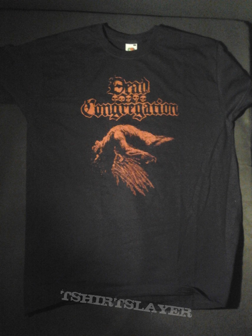 TShirt or Longsleeve - Dead Congregation - Graves of the Archangels TS