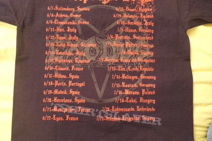 TShirt or Longsleeve - T-Shirt Exodus Piranha