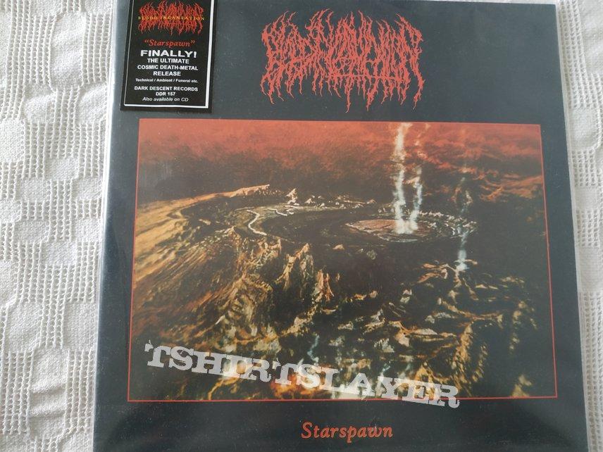"Blood Incantation ""Starspawn"" vinyl"