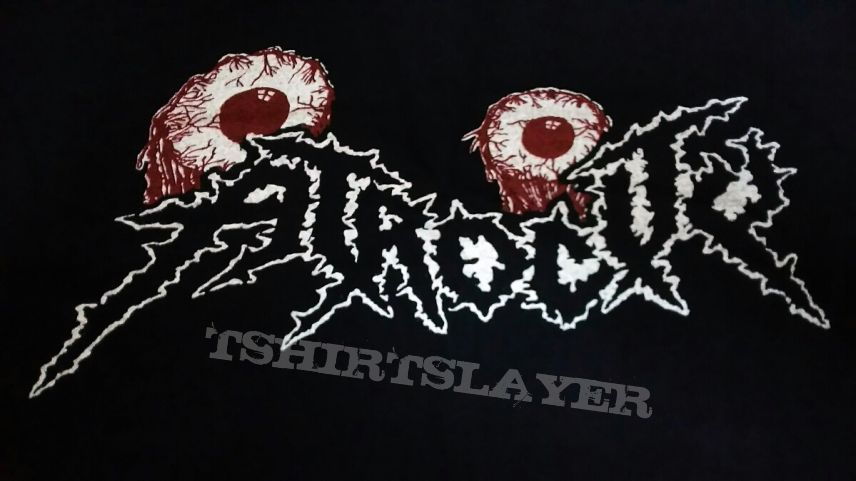 Atrocity - Old Logo Hallucinations in L size . Sell