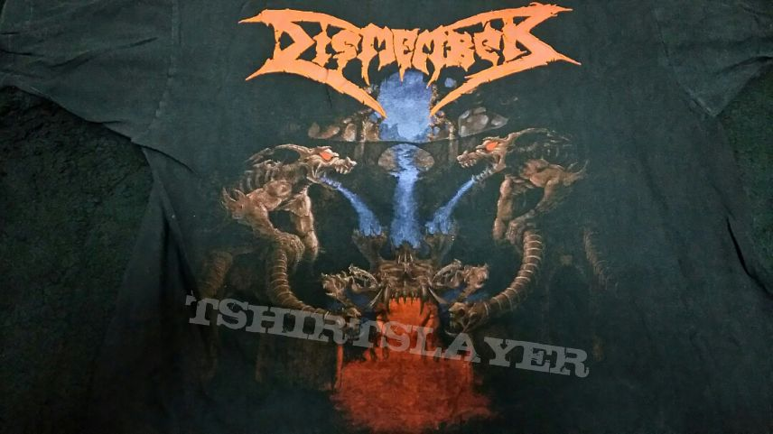 - SOLD - Dismember 1991 Like an Everflowing Stream in L size