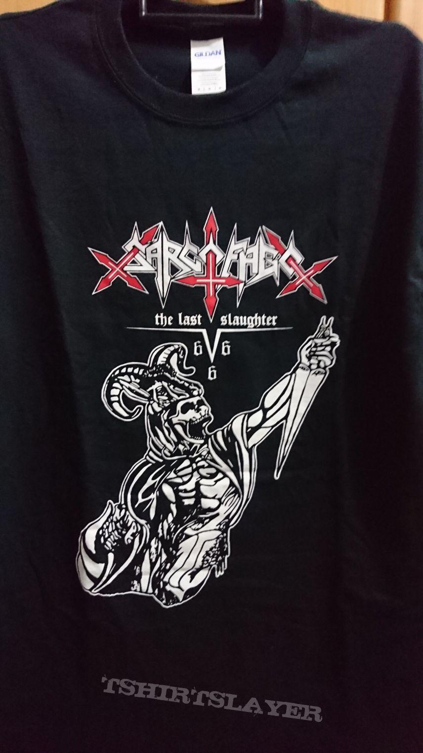 Sarcofago - The Last Slaughter