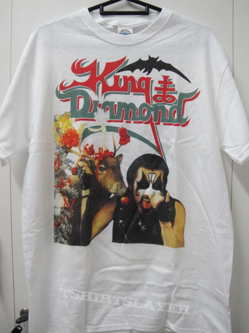 Jinn AlQaum\'s King Diamond, King Diamond - No Presents For Christmas ...