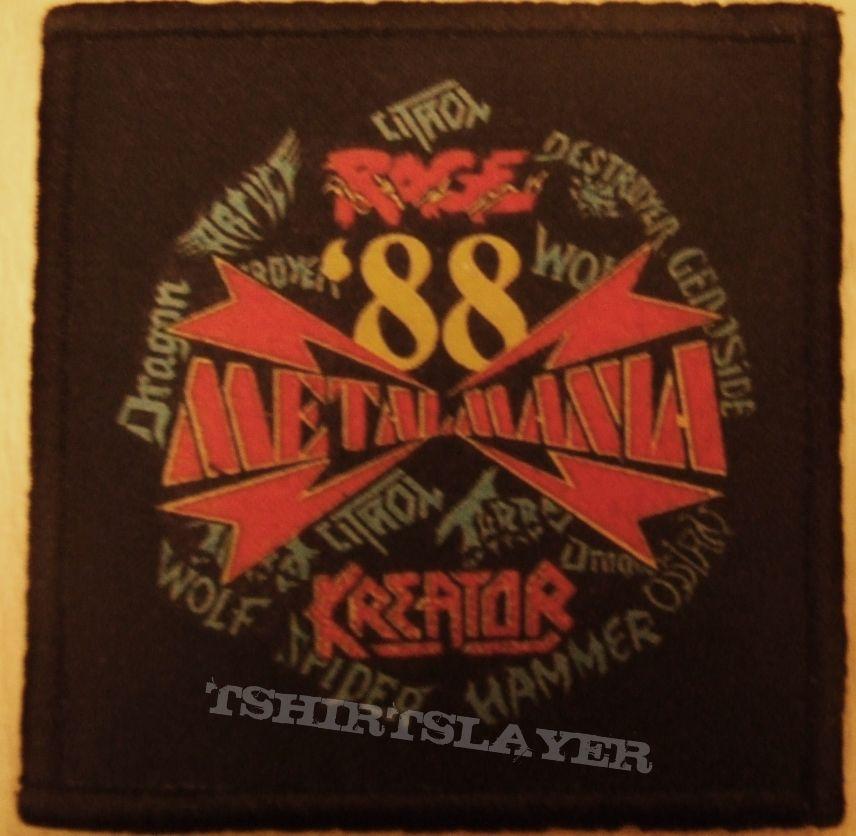 metalmania 88