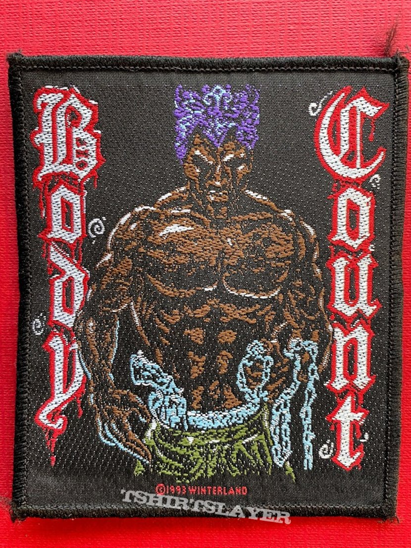 Body Count Patch