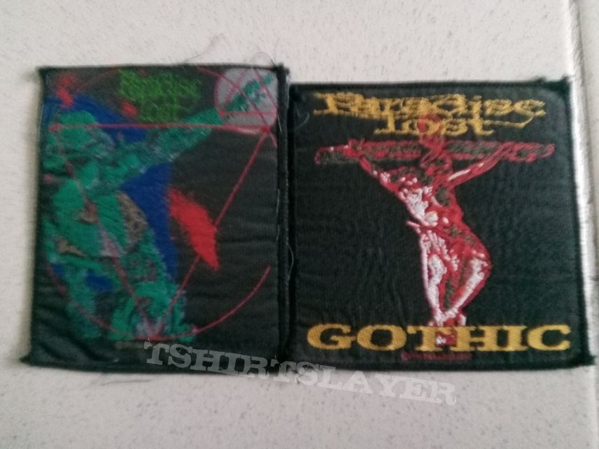 Paradise Lost patches