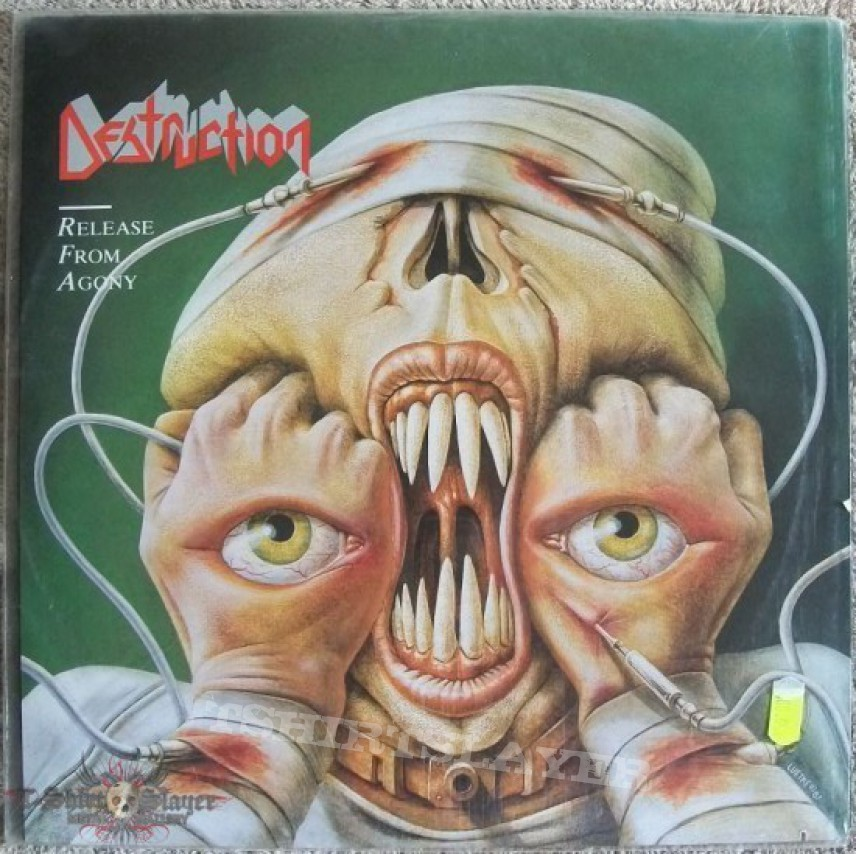 """Other Collectable - Destruction """"Release from Agony"""""""